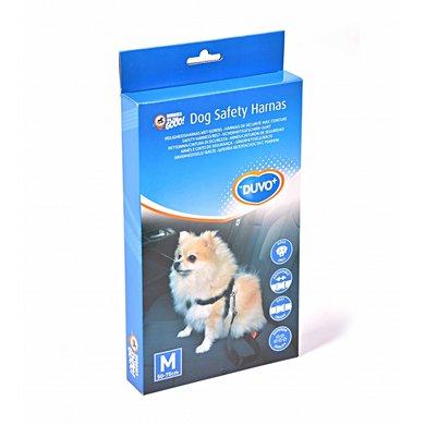 Duvo+ Veiligheidsharnas Hond Auto