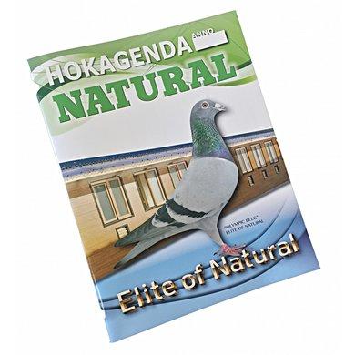 Natural Duivendagboek Nederlandstalig