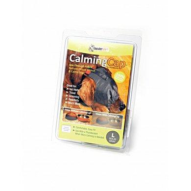 Thundershirt Calming Cap Grijs L/23-30cm Snout Size