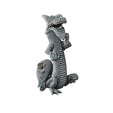 Aqua Della Aquarium Ornament Balinese Dragon 11x13x21cm