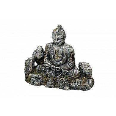 Aqua Della Aquarium Ornament Buddha 22.2x10.5x19cm