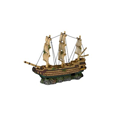 Aqua D Ella Magnet Spook Schip