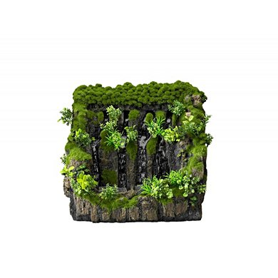 Aqua Della Aquarium Ornament Jungle Waterval 36x24x32.5cm