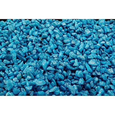Aqua Della Glamour Steen Indian Blauw 6-9mm 2kg