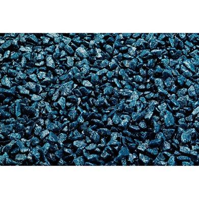 Aqua Della Glamour Steen Petrol Blauw 6-9mm 2kg