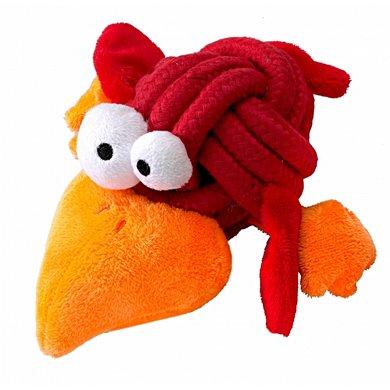 Coockoo Bobble Knot-plush