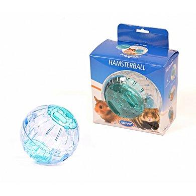 Duvo+ Hamsterbal Blauw M/18cm
