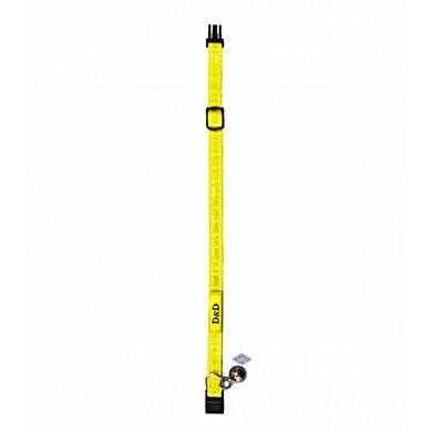 D&d Cat-walk/classic Reflect/safety Click Yellow 18-30cm