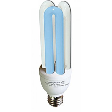 Aquatic Nature Solar-lux Bulbs Blauw/Wit