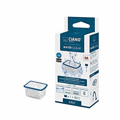 Ciano Water Clear 1st Blauw 4,6x3,6x3,1cm