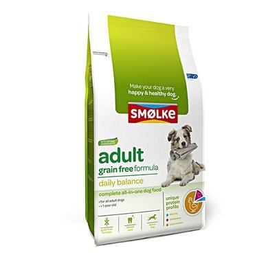 Smolke Hond Adult Graanvrij 12kg