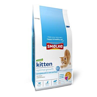 Smolke Katzenfutter Kitten 4kg