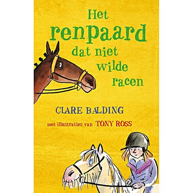 Renpaard Dat Niet Wilde Racen