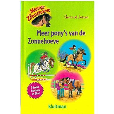 Meer Ponys Van De Zonnehoeve