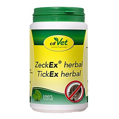 cdVet ZeckEx herbal 100g