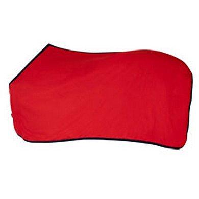 Pfiff Extra Deep Fleece Rug Red