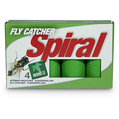 Sectolin Fly Catchers Spiral  4 stuks