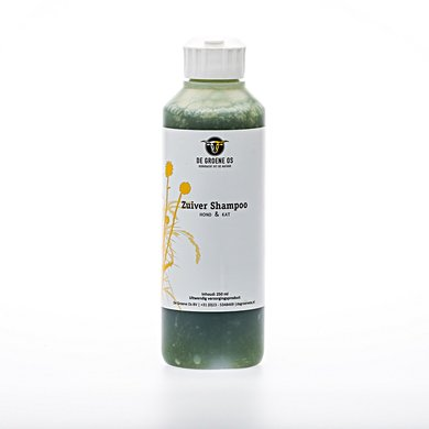 Groene Os Zuiver Shampoo Hond & Kat  250ml