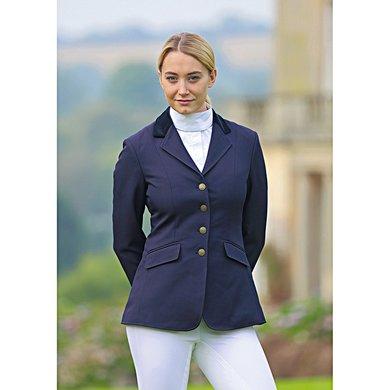 Shires Wedstrijdjasje Aston Ladies Navy