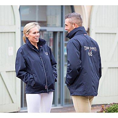 Team Shires Training Jacket Unisex Navy