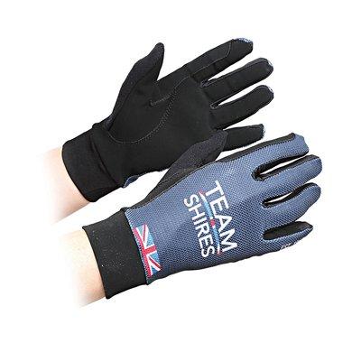 Team Shires Handschoenen Volwassenen Navy