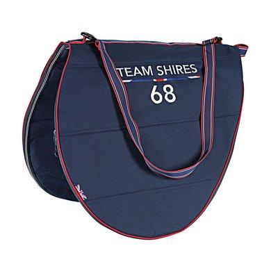 Team Shires Zadeltas Navy
