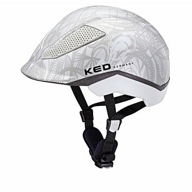 Ked Helm Pina Silver Matt S