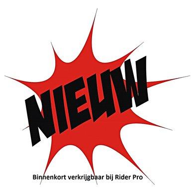 Rider Pro Hooinet Knotless Zwart/Hot Pink 110x80cm