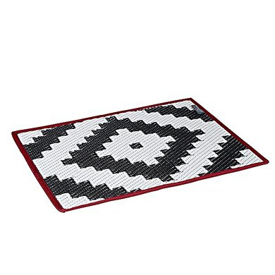 Bo-Camp Urban Outdoor Placemat Wit 30x40cm