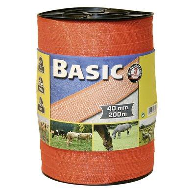 Ako Lint Basic Oranje 40mm 200meter