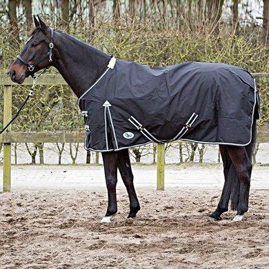 Harrys Horse Thor Rug Fleece Lining Black