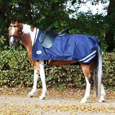 Harrys Horse Uitrijdeken Wodan 0g Fleece Dress Blues