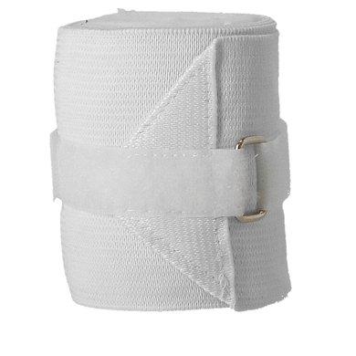 Harrys Horse Elastic/fleece Bandages White