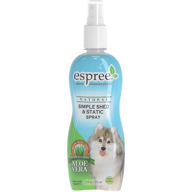 Espree Simple Shed&static Spray Voorheen Anti-shed 355ml