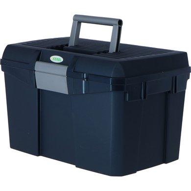 Kerbl Putzbox zum draufstehen Midnight Blue