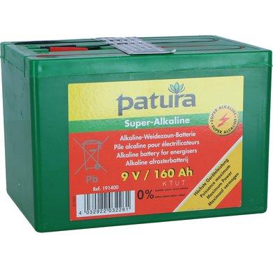 Patura Super Alkaline Batterij