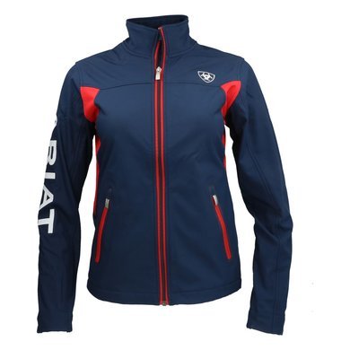Ariat New Team Softshell R Navy