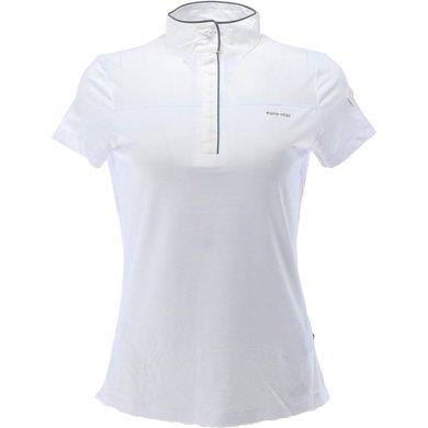 euro-star Ladies Shirt Helene White M