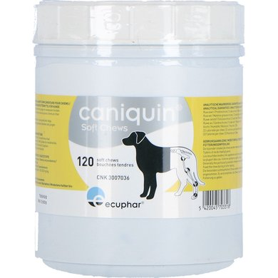 Caniquin Caniquin soft chews 120 st.