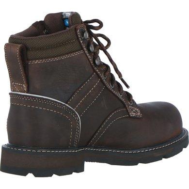 ee1d1f278b2 Ariat Safety Boots Groundbreaker 6 H20 EN Iso D Mens Brown