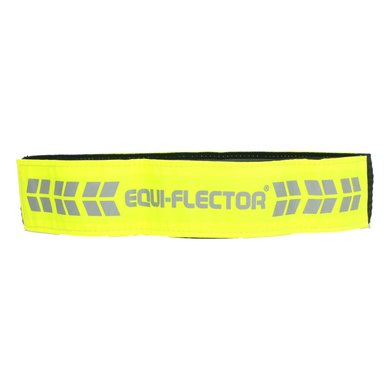 Equi-Flector Reflecterende Hoeden Band Yellow