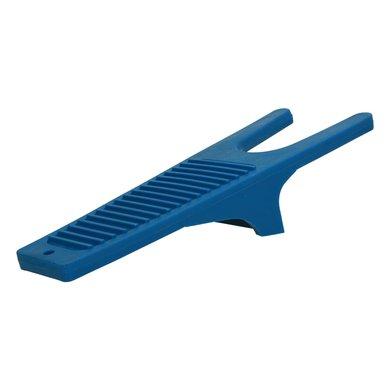 Shires Laarzenknecht Plastic Blue