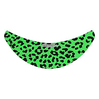Shires Hoef Stickers Hoofies Green Leopard