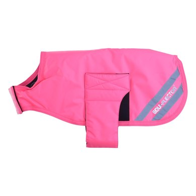 Shires Hondenjasje Waterproof Pink