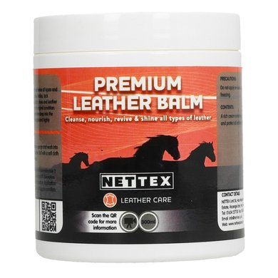 Nettex Premium Leather Balm 300ml
