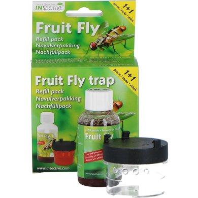Insective Armadilha Dispenser & Fruitvliegval Vloeistof 50ml