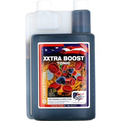 Equine America Xxtra Boost Solution 1Ltr