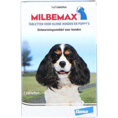 Milbemax Ontwormingstablet Puppy/Klein 2 Tabletten <5kg