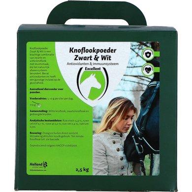 Excellent Knoflookpoeder Black garlic & white powder 2,5kg