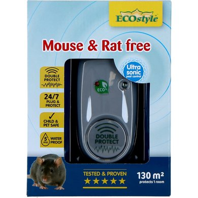 EcoStyle Mouse & Rat Free sound-puls-waterproof